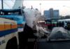 camión de refrescos en tacubaya