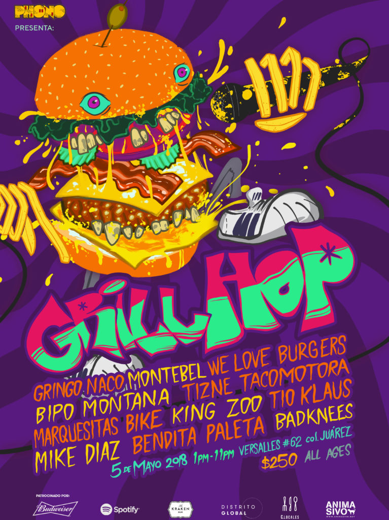 Grill Hop