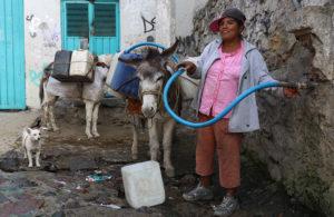 Vivir sin agua en la CDMX