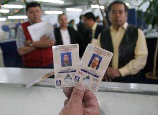 obtener una licencia