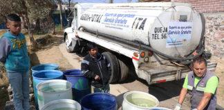 recorte de agua