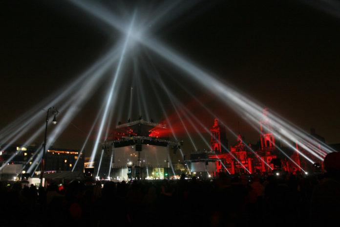 conciertos gratis en el Zócalo