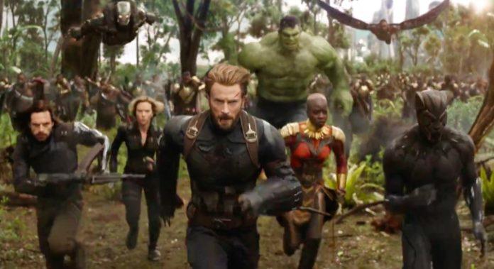 boletos para Avengers Infinity War