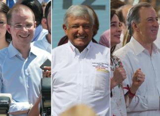 campañas electorales 2018 presidenciables