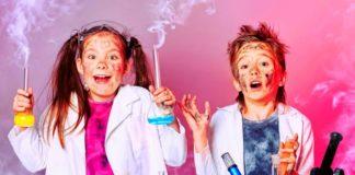 ciencia para niños
