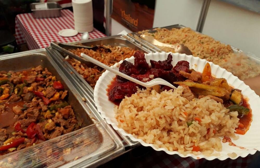 Qu comer en la feria de las culturas amigas 9 platillos for Que cenar rico