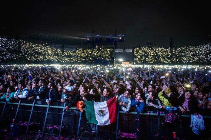 concierto de The Killers