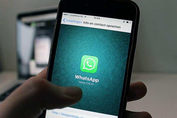 celulares sin WhatsApp en 2018 y 2020