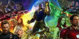 estreno de infinity war