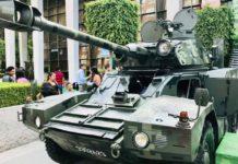 expo del Ejército en la CDMX