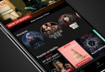 Historias en Netflix
