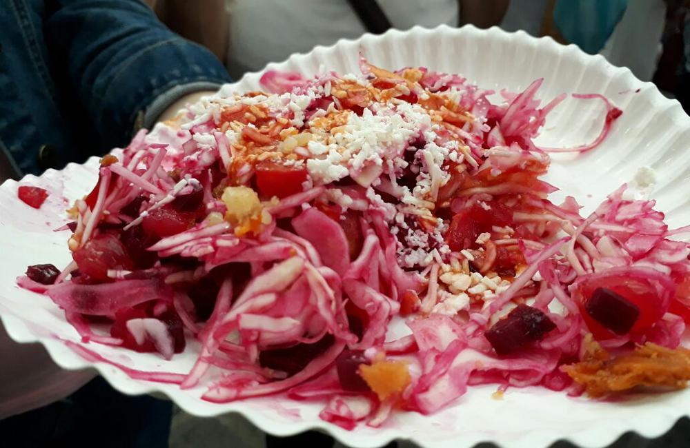 qué comer en la Feria de las culturas amigas