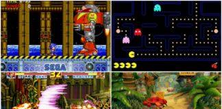 videojuegos clásicos