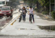 Se espera lluvia en la Ciudad de México y granizo