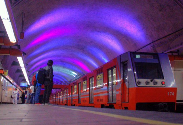 Lo más raro que se ha visto en el Metro