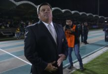 Se ve involucrado Miguel Herrera en accidente vehicular