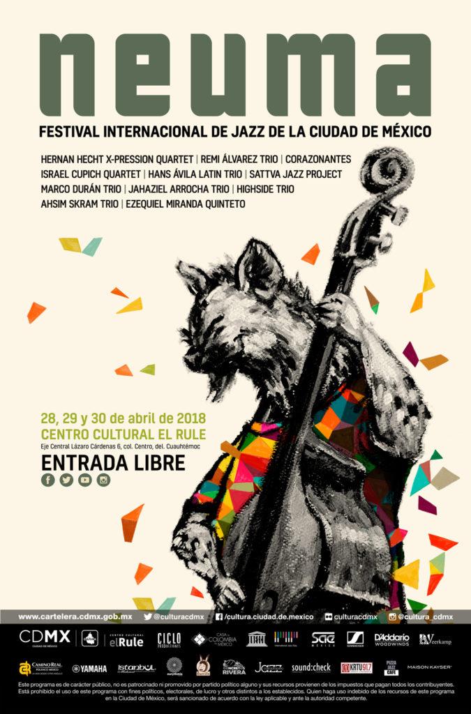 Festival internacional de jazz de la CDMX