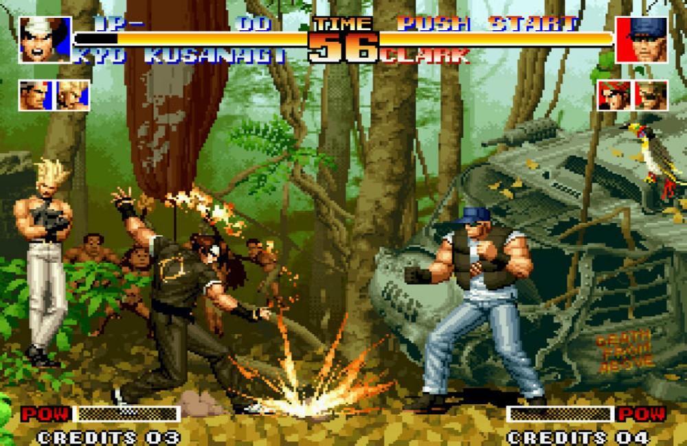 Atencion Gamers Snk Lanzara Muy Pronto Una Nueva Neo Geo