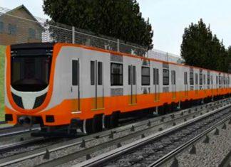 nuevo tren de la línea 1