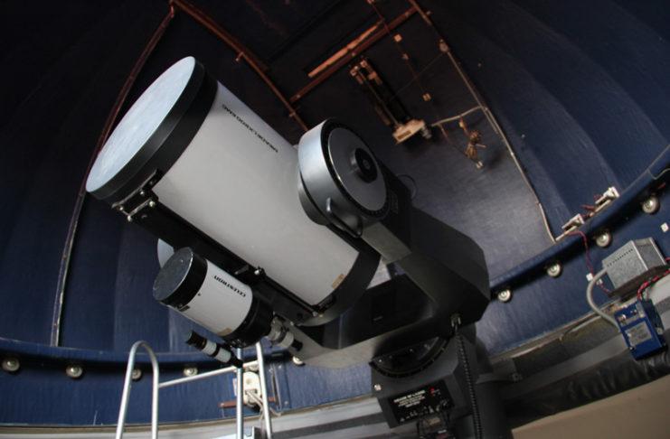 planetarios en la cdmx