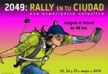 2049: Rally en tu ciudad