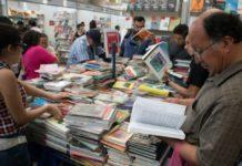 remate de librerías EDUCAL en la Delegación Cuauhtémoc