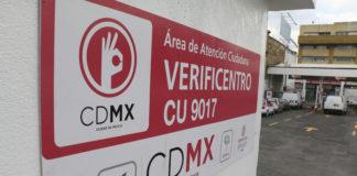 revisión de llantas en la verificación