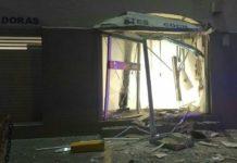 robo de un cajero automático en Atizapán