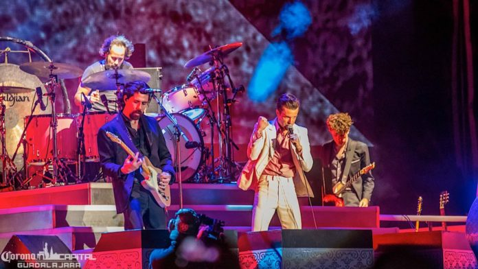 the killers en Guadalajara