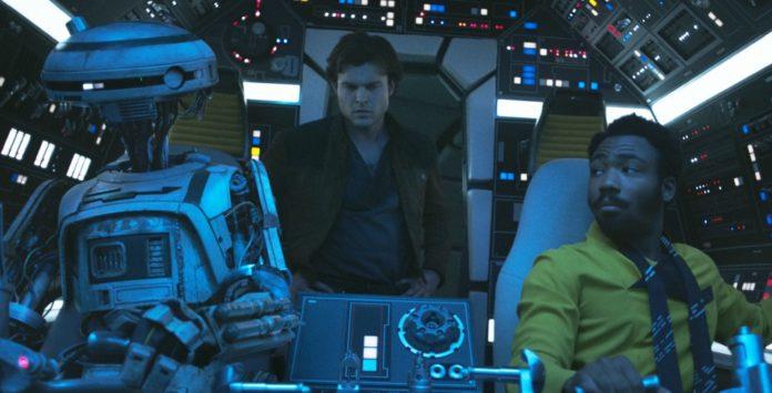 tráiler de Han Solo una historia de star wars