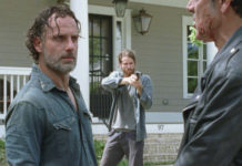 andrew lincoln deja the walking dead