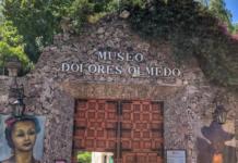costo del museo dolores olmedo