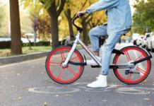 robo de bicicletas a Mobike