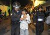 Detención de menores