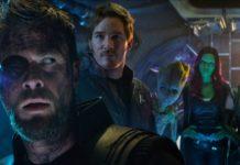 Heimdall en Infinity War