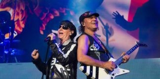 Scorpions Hell and Heaven
