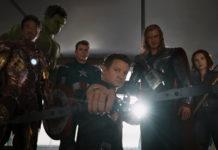 tatuaje de los Avengers