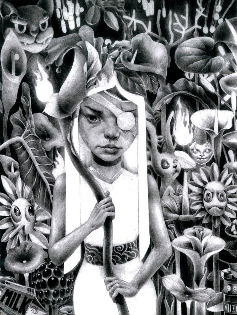 ganadores de la primera Bienal de ilustración