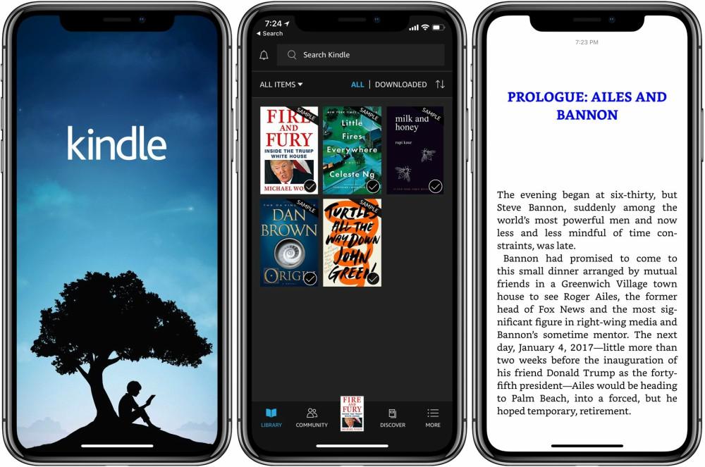 Apps para leer libros gratis que no pueden faltar en tu teléfono