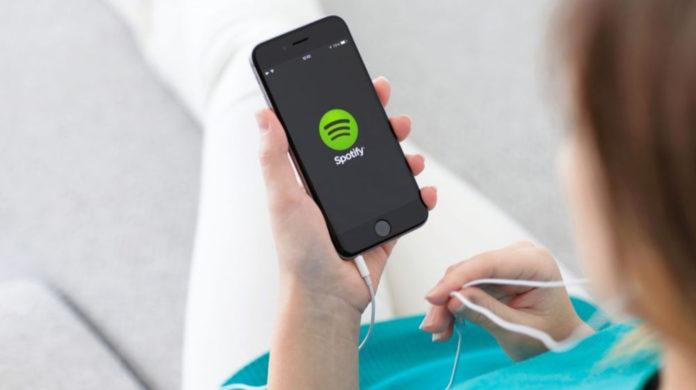 cursos de inglés en Spotify