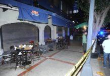 balacera en la Cervecería de Barrio