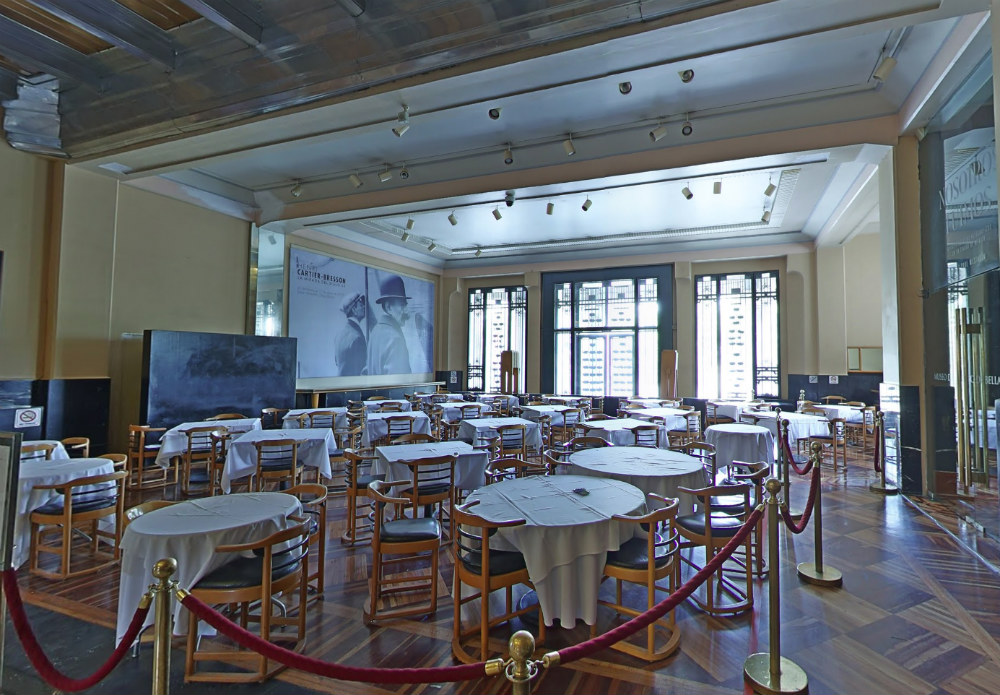 Restaurante Bellas Artes