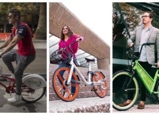 bicicletas compartidas en la CDMX