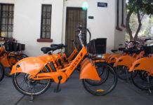 bicicletas eléctricas en la cdmx