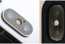 cámara del iphone x