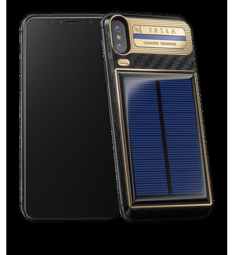 Lanzan el primer Iphone Tesla con