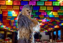 Chewbacca en la CDMX