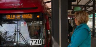 cierres en línea 6 del Metrobús