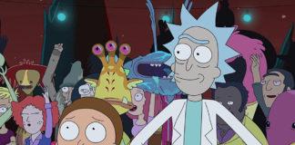 cuarta temporada de Rick and Morty