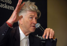 David Lynch en la UNAM